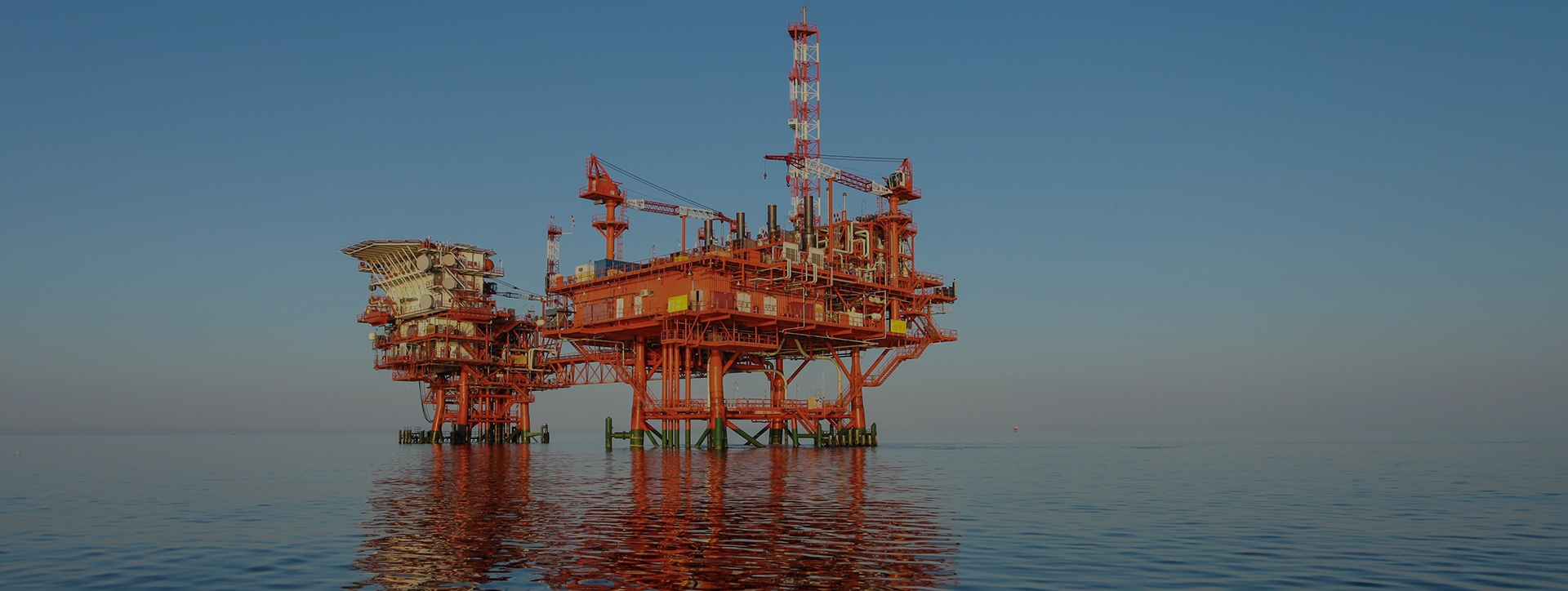 Dedicated team of industry specialists in Energy, Oil and Gas.